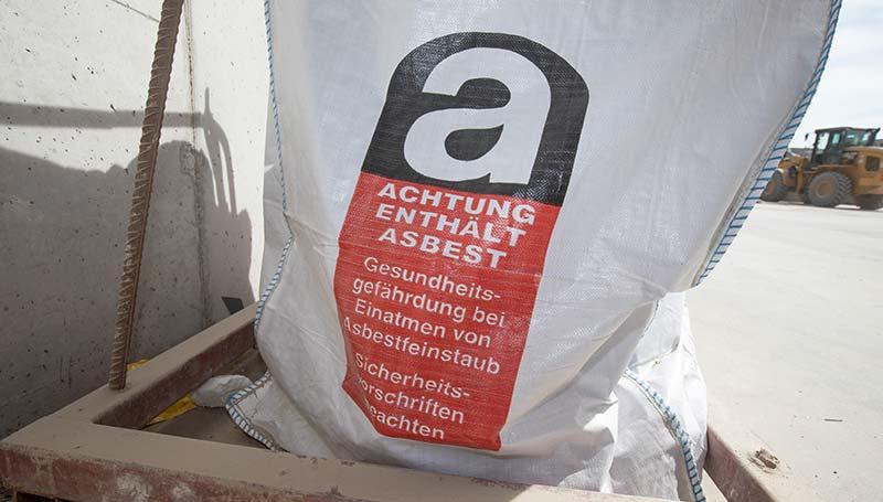 asbest-entsorgung